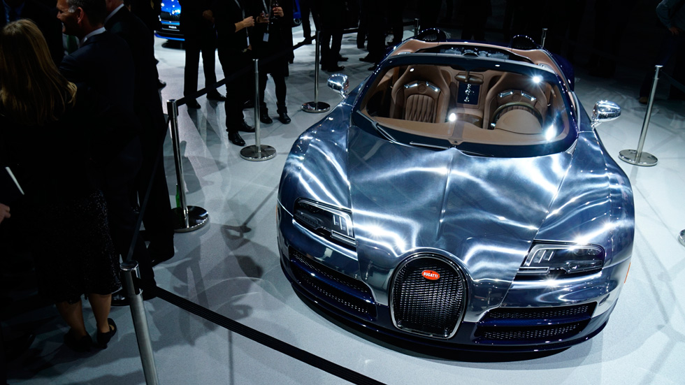 Videonoticia: lo mejor de la 'noche Volkswagen' en París