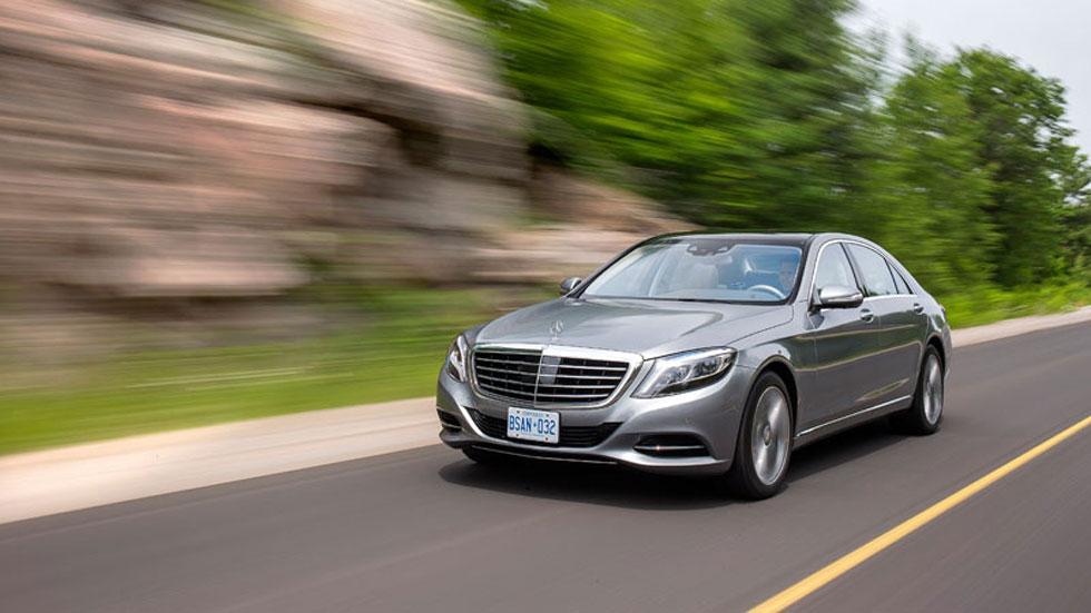VÍDEO: Un repaso a la historia del Mercedes Clase S