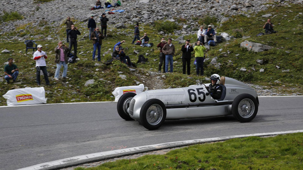 Vídeo: Mercedes rememora el récord del Silver Arrow W25 de 1934