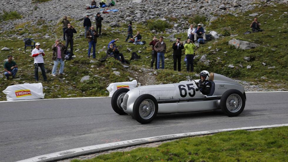 Vídeo: Mercedes rememora el récord del Silver Arrow W25 de 1934