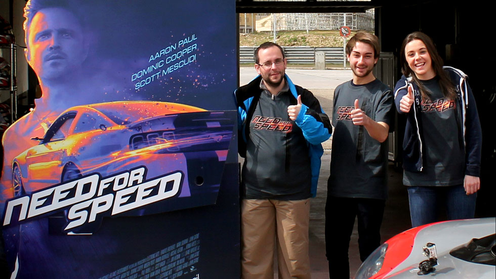 Videonoticia: Need For Speed invade el circuito del Jarama