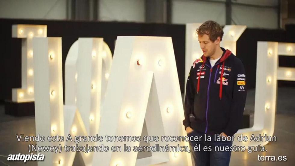 Vídeo: la escudería Red Bull, de la A a la Z (1ª parte)