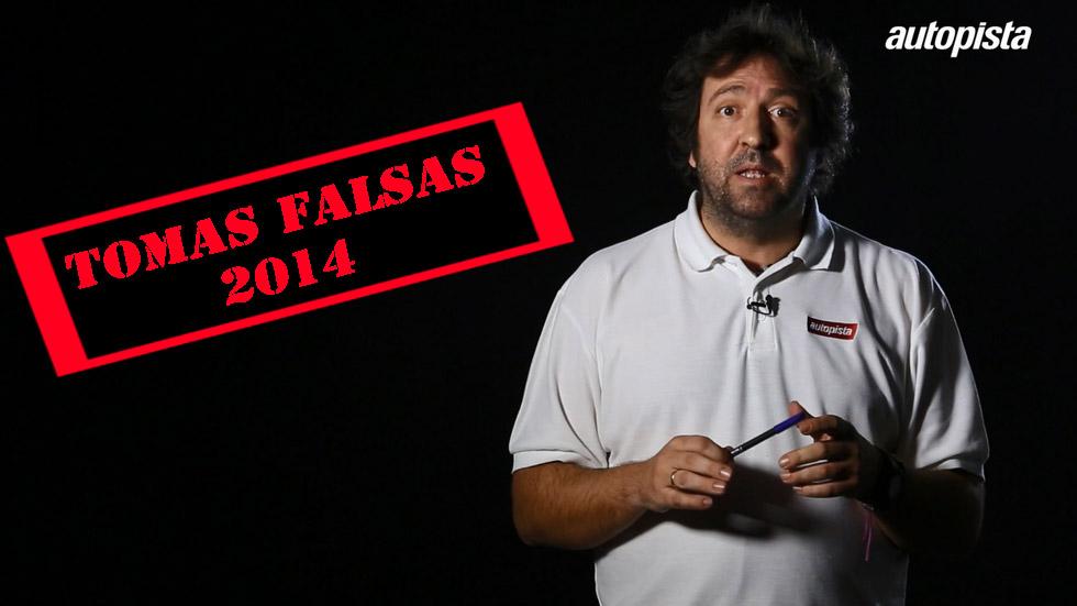 Vídeo: disfruta de las tomas falsas del equipo de AUTOPISTA en 2014
