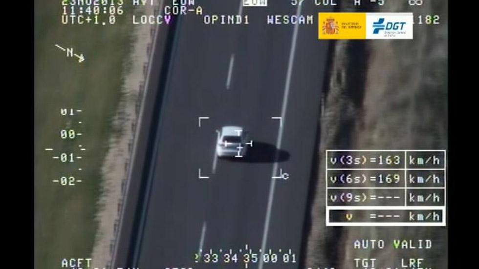 Vídeo: Top 5 de 'cazados' por exceso de velocidad