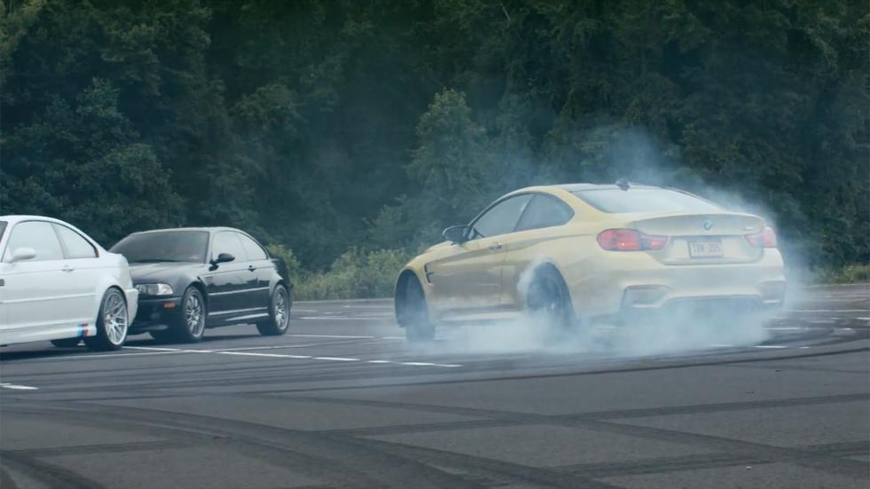 Videonoticia: festival del 'drifting' a bordo de un BMW M4 Coupé