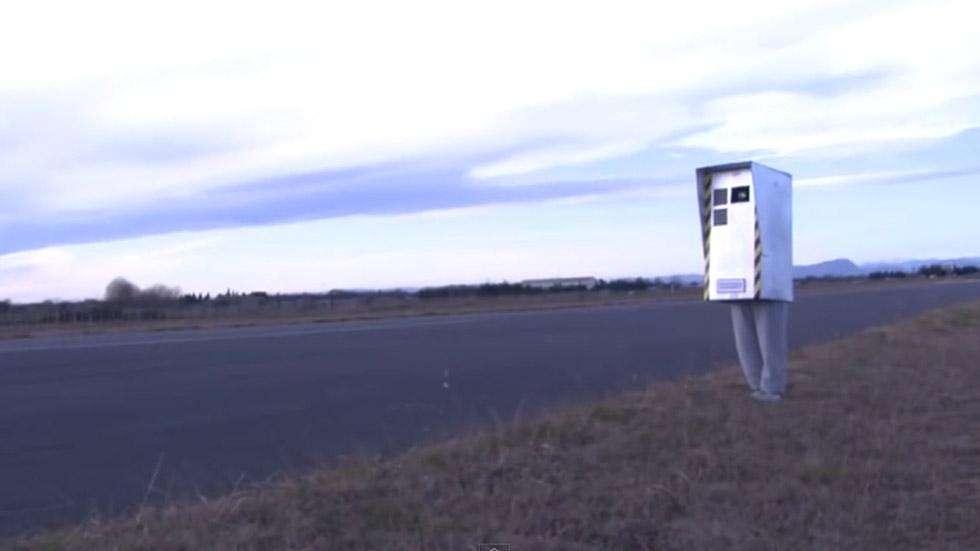 Videonoticia: los nuevos y sorprendentes radares de la DGT