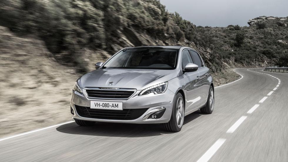 Vídeoprueba Peugeot 308: Autopista ya lo ha conducido