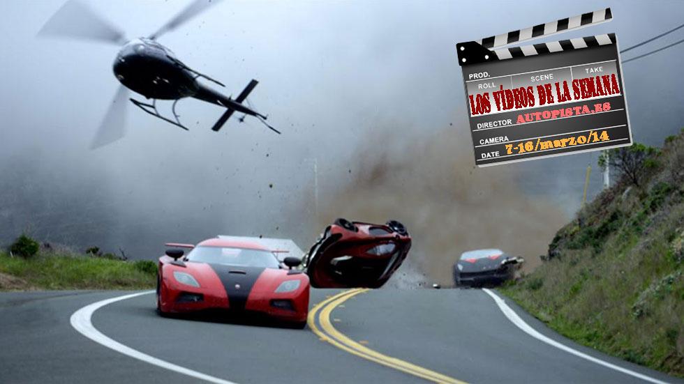 Los mejores vídeos de la semana en Autopista.es (7-16 de marzo)