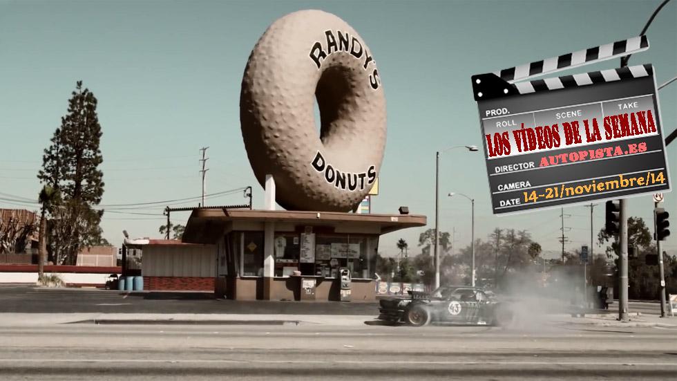 Los mejores vídeos de la semana en Autopista.es (14–21 de noviembre)