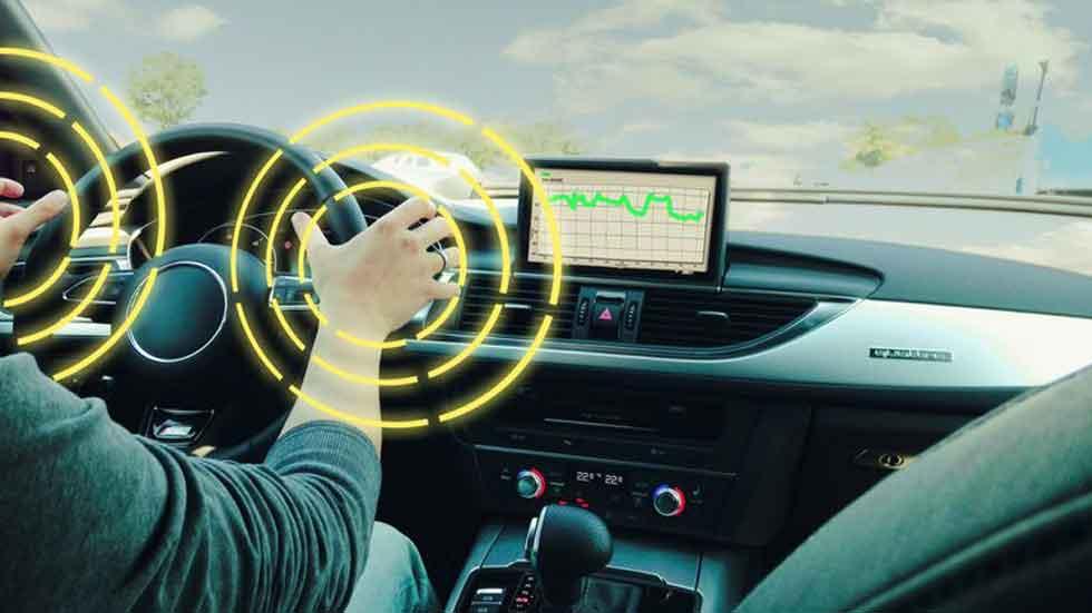 El volante que detecta si te cansas conduciendo