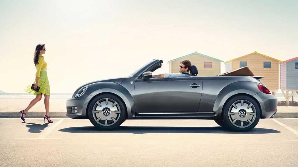 Volkswagen Beetle Cabrio Karmann, así es el descapotable 65 años después