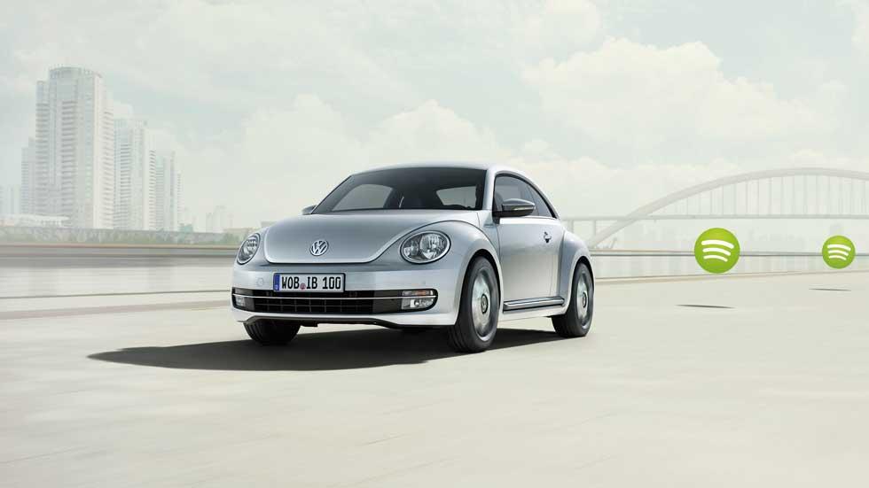 Volkswagen Beetle Connection, el Escarabajo más conectado