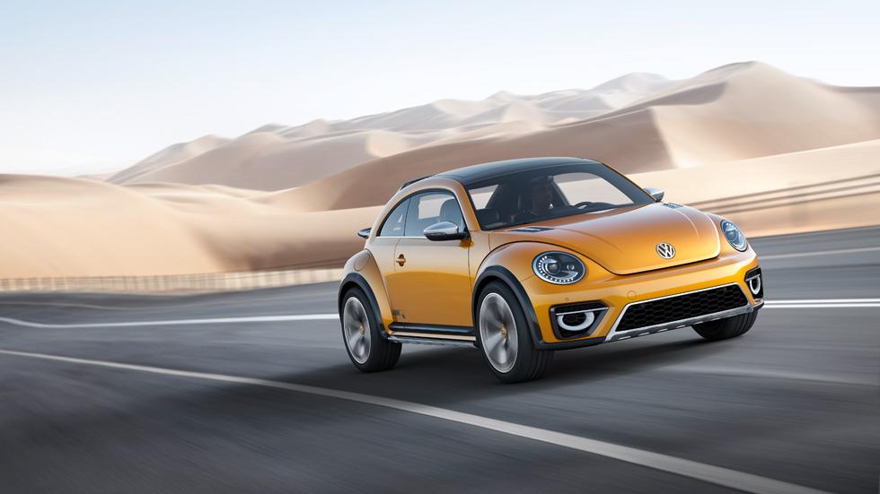 Volkswagen Beetle Dune, imagen de buggie