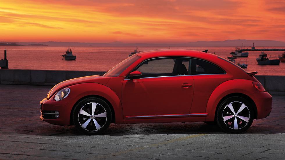 Los Volkswagen Beetle y Jetta, ahora más potentes