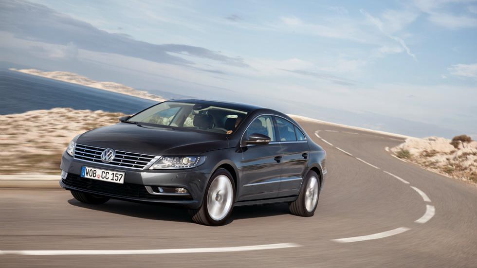 Volkswagen CC Advance, más exclusividad por 26.800 euros