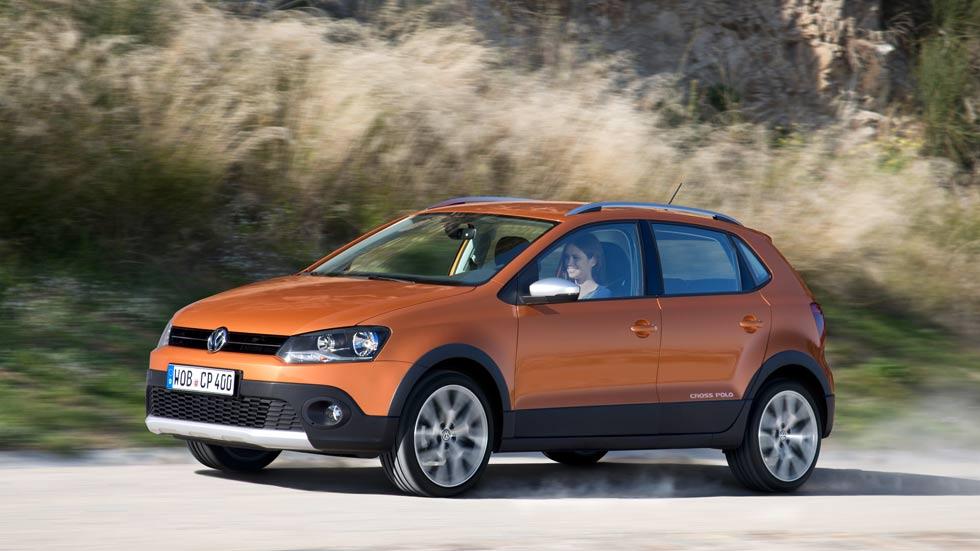 Volkswagen Cross Polo 2015, precios
