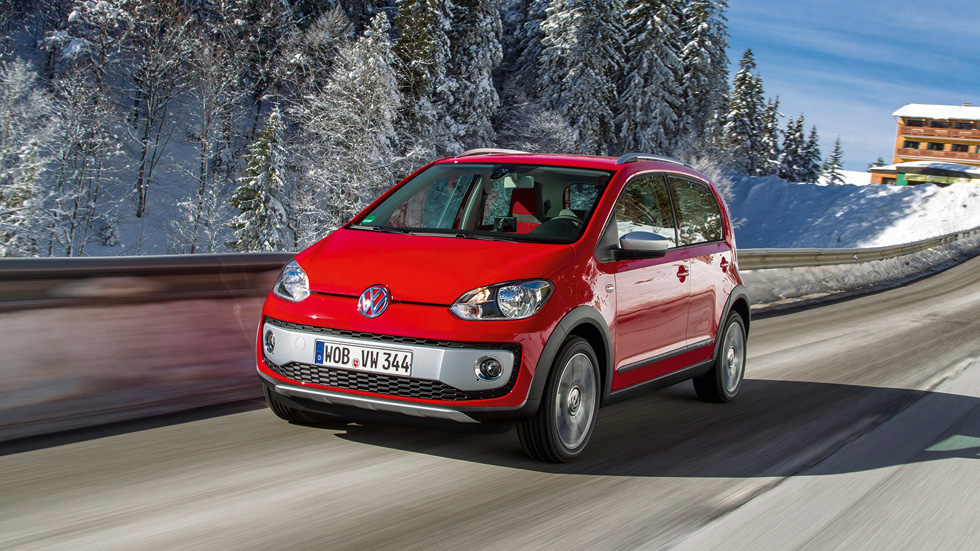 Volkswagen Cross Up!, el urbano se viste de boyscout