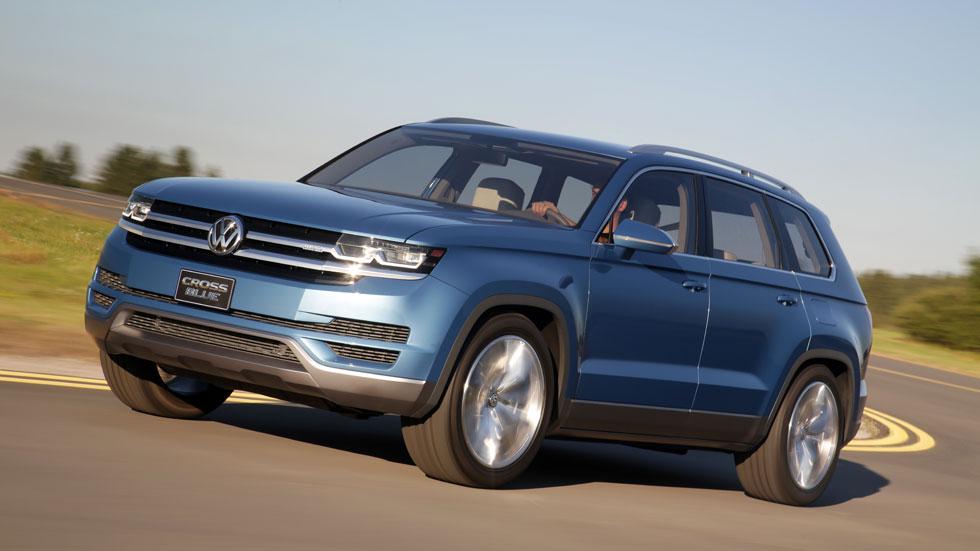 Contacto: Volkswagen CrossBlue, las tripas de monstruo