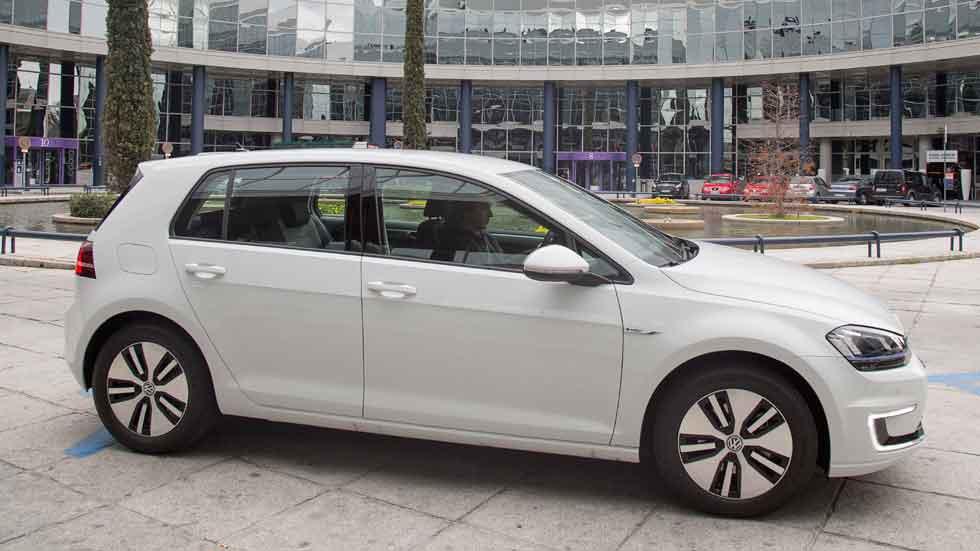 Prueba: Volkswagen e-Golf, confort eléctrico