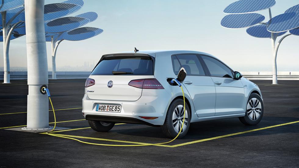 Volkswagen e-Golf, el Golf eléctrico toma forma