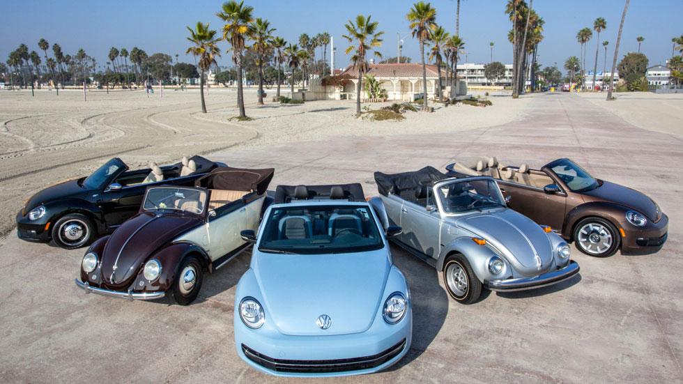 Volkswagen Escarabajo, el clásico más demandado