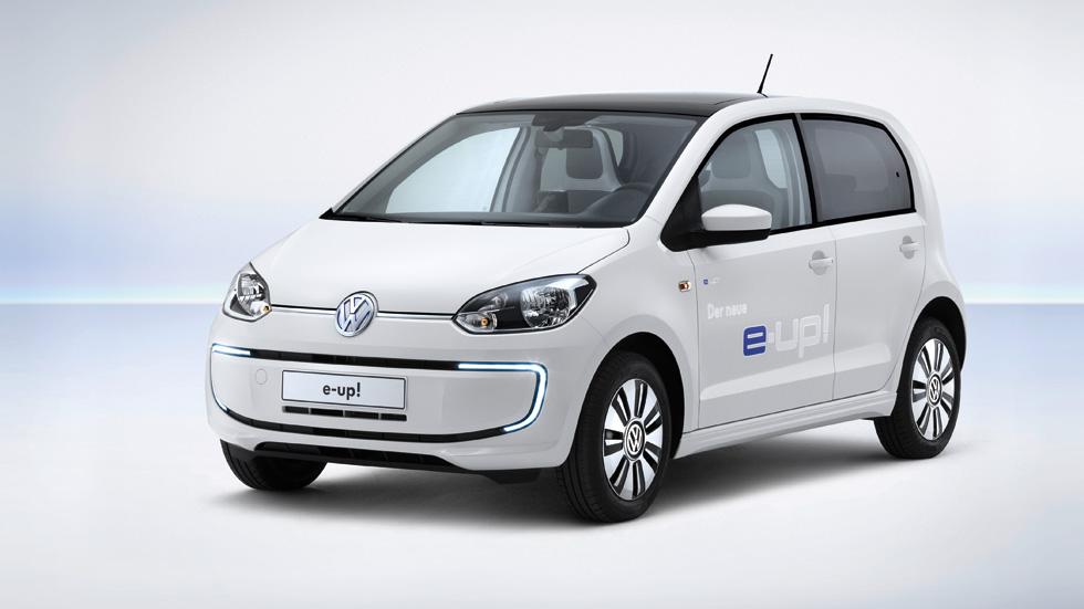 E-up!, el primer eléctrico que venderá Volkswagen