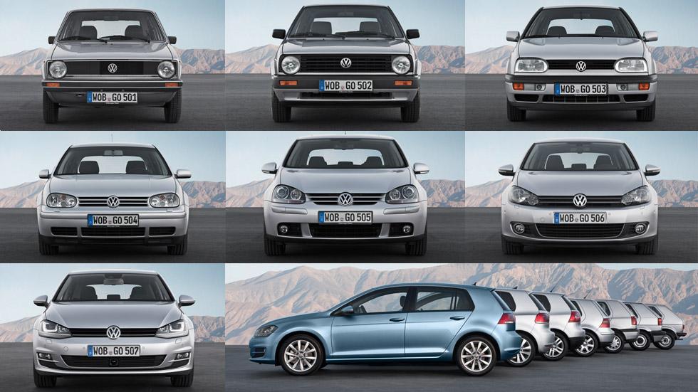 VW Golf: 40 años de historia, repasamos sus mejores momentos
