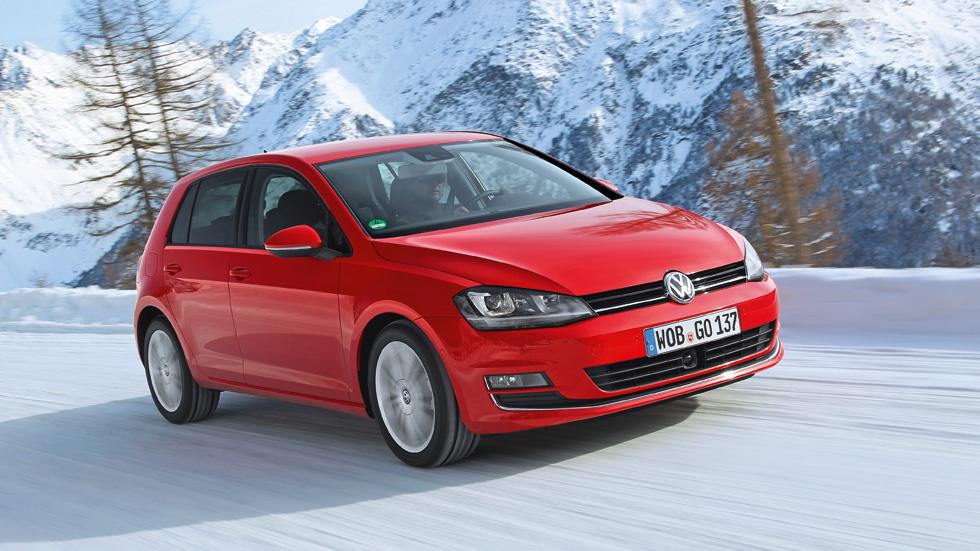 Volkswagen Golf 4MOTION, llega la tracción total al Golf