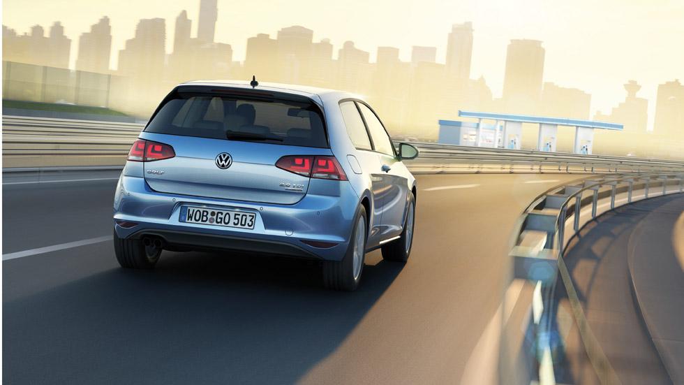 Volkswagen Golf Bluemotion, el compacto más eficiente