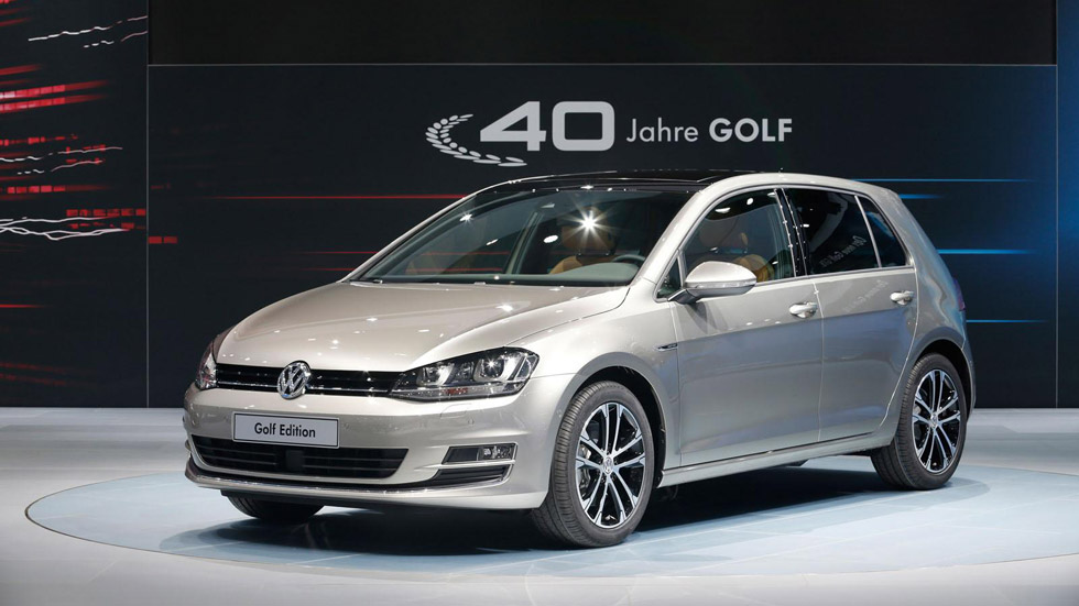 Volkswagen Golf Edition: el más equipado de todos