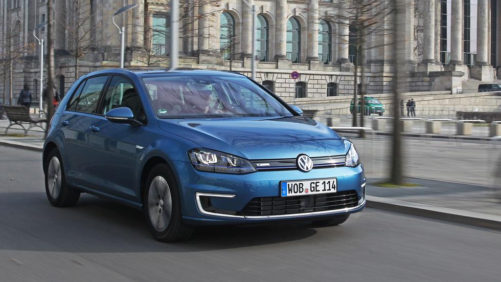 Contacto: Volkswagen e-Golf, el Golf eléctrico