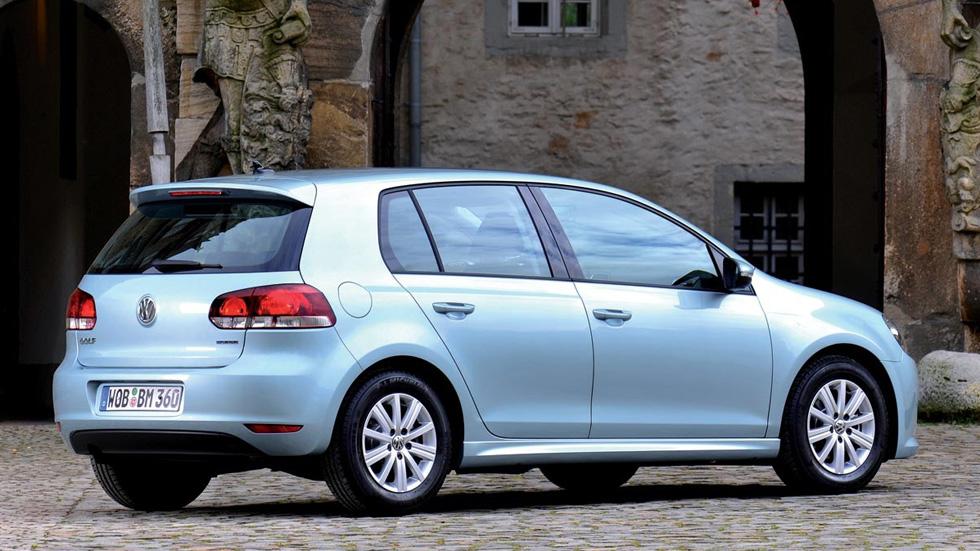 Volkswagen Golf Diesel, el coche usado preferido por los españoles