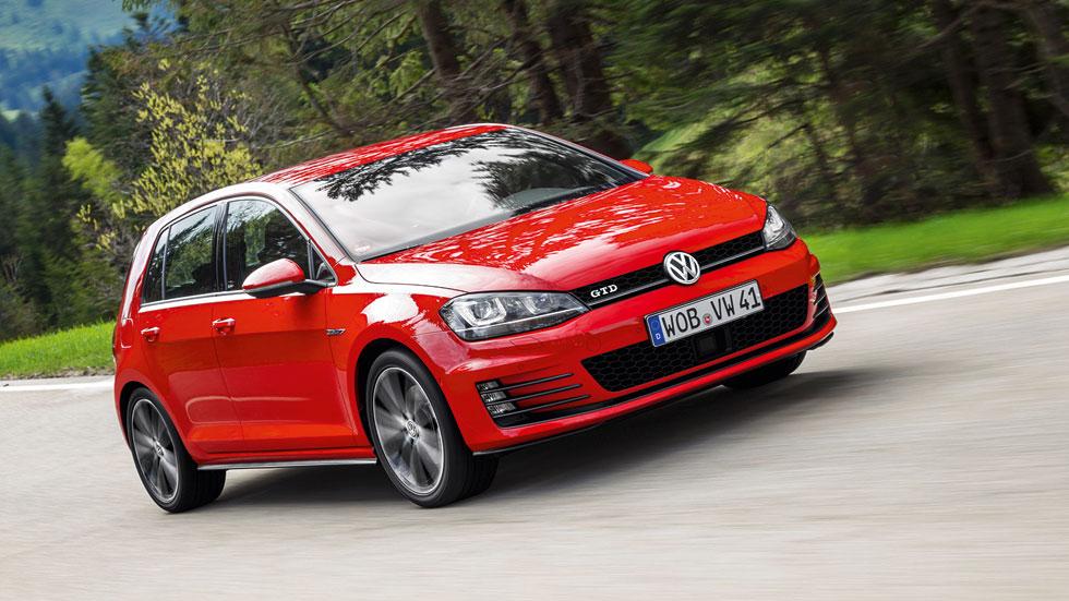 Contacto: Volkswagen Golf GTD, el lado Diesel