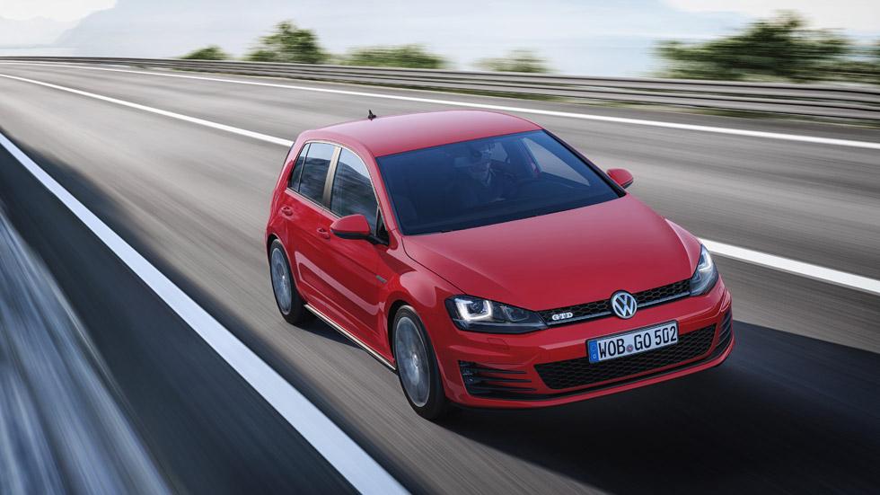 Volkswagen Golf VII GTD, deportividad Diesel desde 31.000 euros