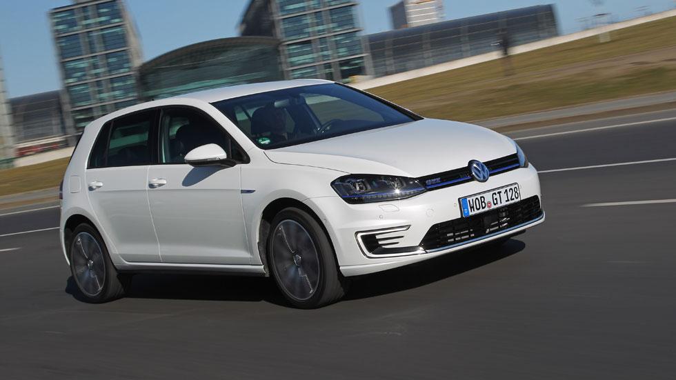 Contacto: Volkswagen Golf GTE, el GTI híbrido enchufable (precio)