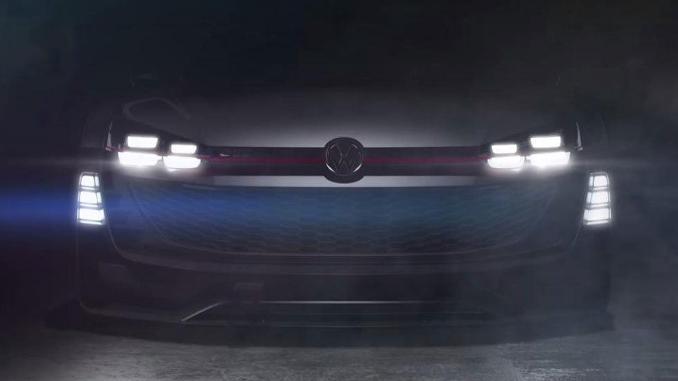 VW Golf GTI Supersport Vision Gran Turismo, emoción virtual
