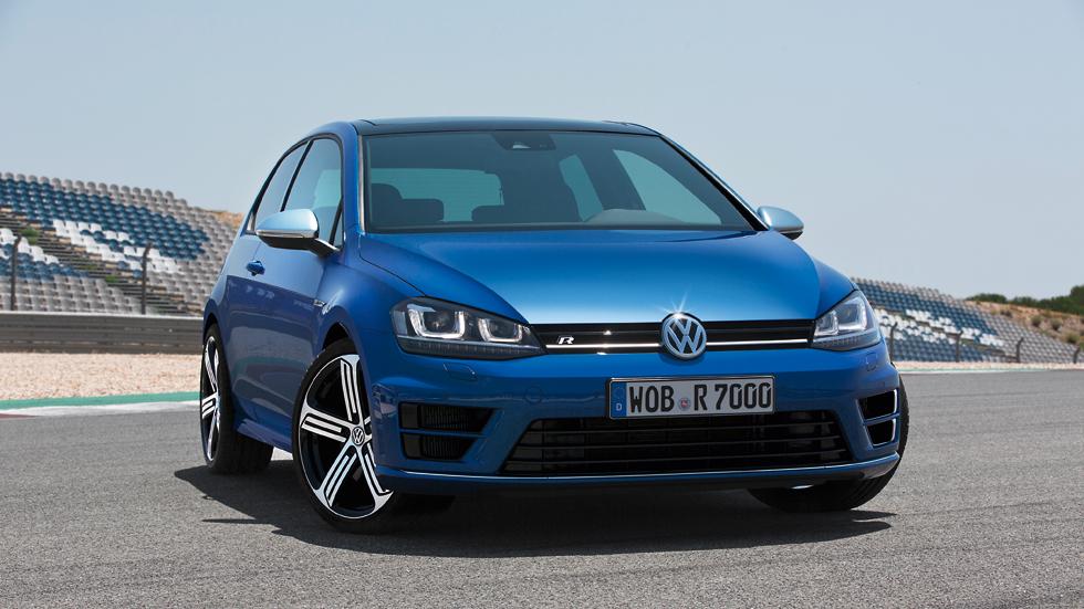 Volkswagen Golf R, ahora con 300 CV