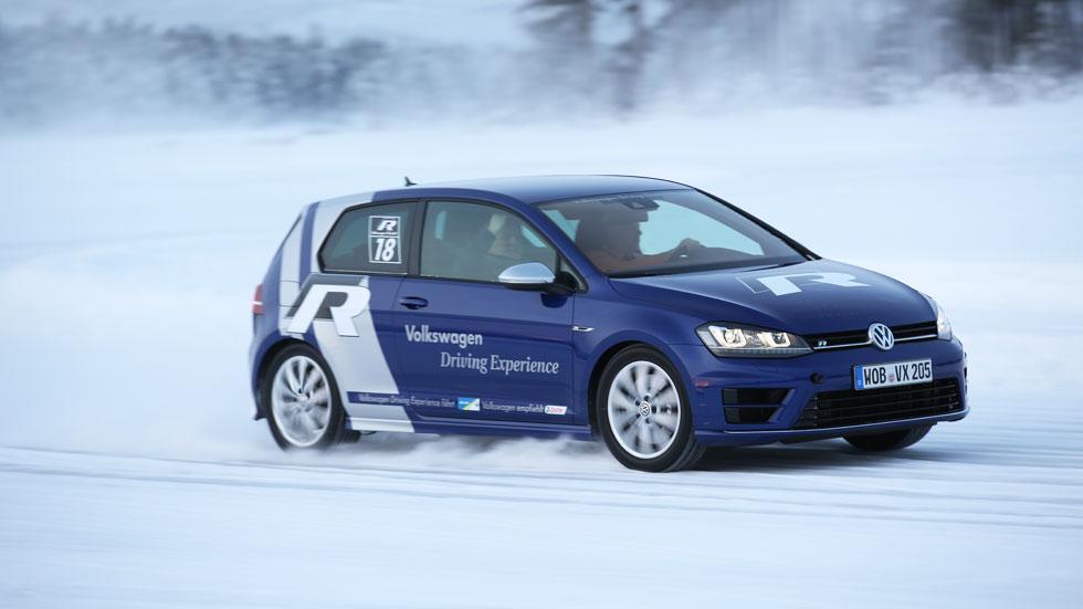 Contacto: Volkswagen Golf R, deportivo total