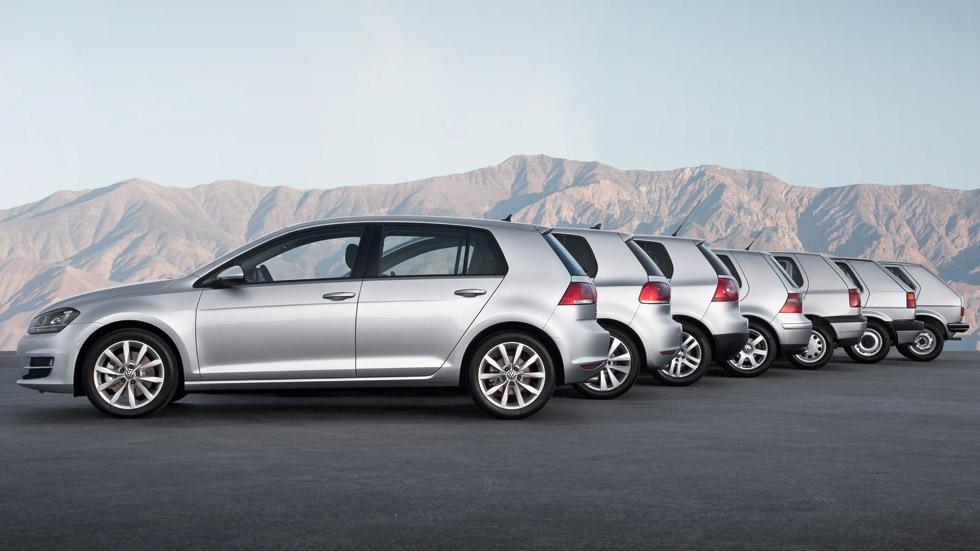 El Volkswagen Golf llega a los 30 millones