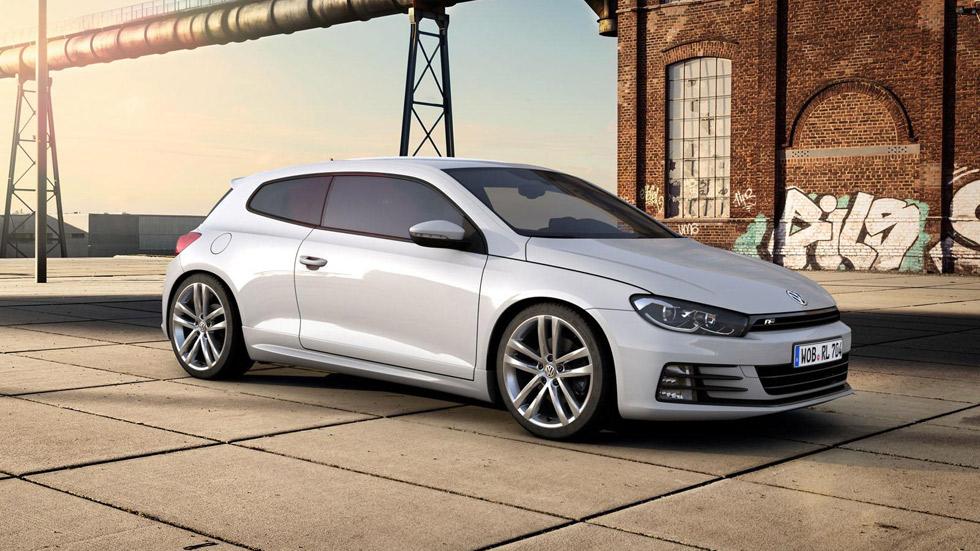 VW Golf Variant y Scirocco R-Line, más personalización deportiva