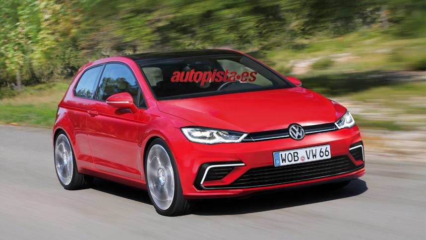 Volkswagen Golf VIII: larga vida al rey