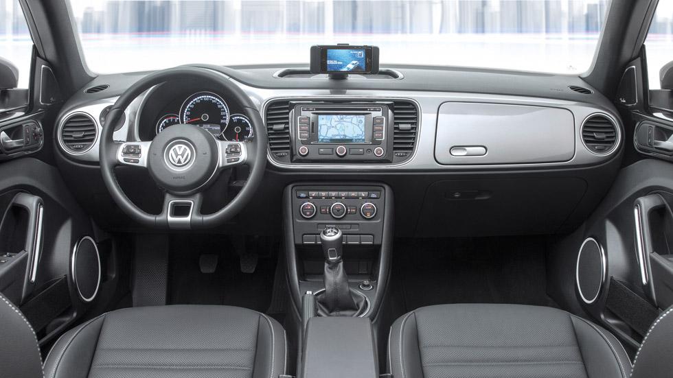Volkswagen iBeetle, superconectado al iPhone 5
