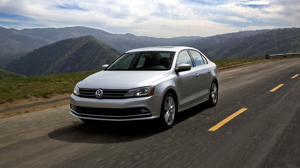Volkswagen Jetta 2015, múltiples cambios