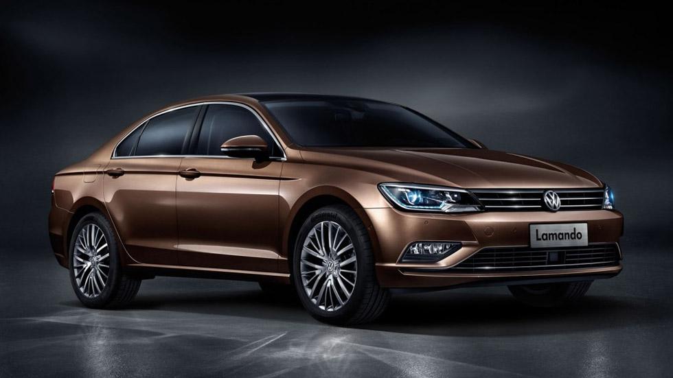 Volkswagen Lamando, sentando las bases del futuro Jetta CC