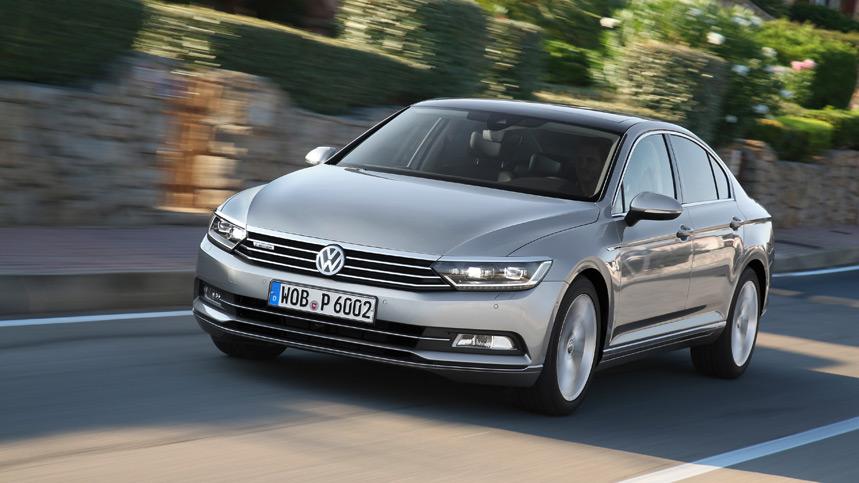 Volkswagen y su nuevo motor Diesel 2.0 Bi-TDI  de 272 CV