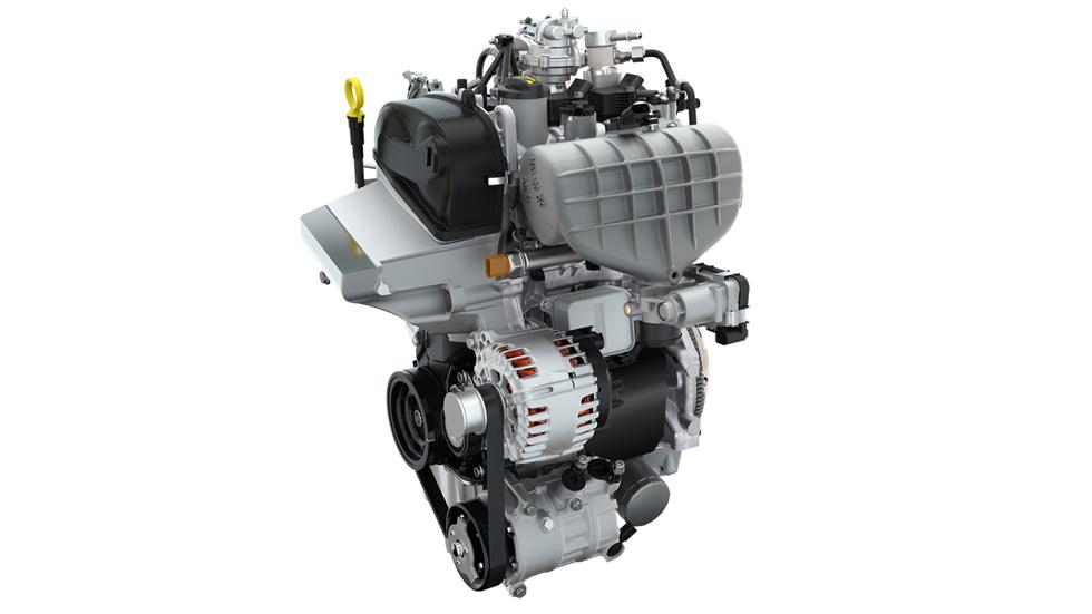 Volkswagen 1.0 TSI de 272 CV, con turbo eléctrico