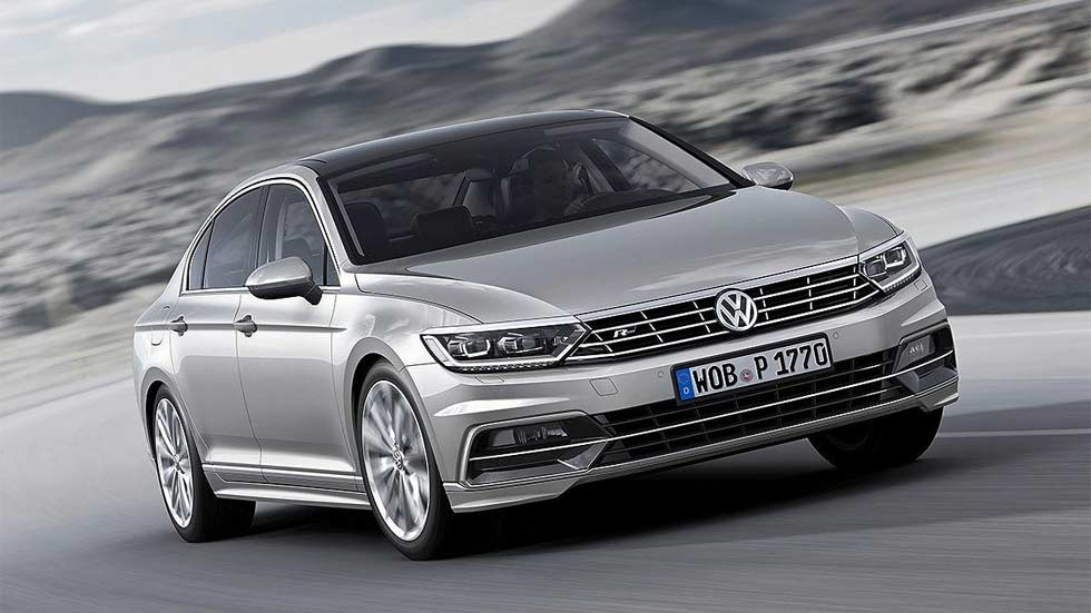 Volkswagen Passat BlueMotion, 3,7 litros a los 100 kilómetros