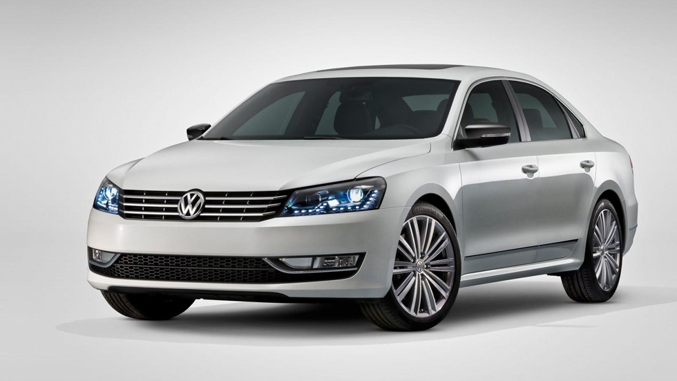 VW Passat Performance Concept, rabia deportiva para EEUU