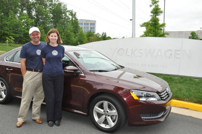Un VW Passat recorre EE.UU. con un consumo de 3,2 l/100 km