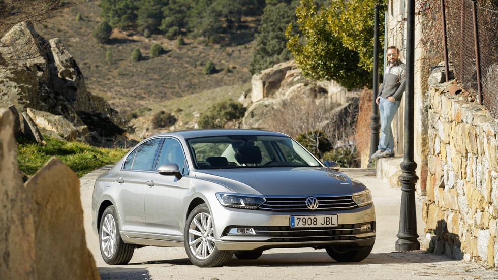 Prueba: Volkswagen Passat 1.4 TSI ACT, moderna tradición